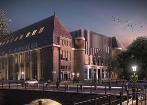 Postkantoor Neude Utrecht